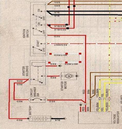 Polari 425 Magnum Wiring Diagram by Starter Solenoid Wiring Polaris Atv Forum