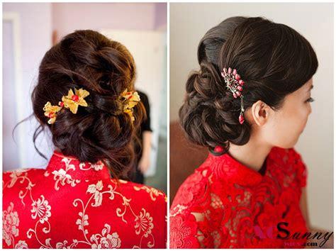 oriental hairstyles with chopsticks hair