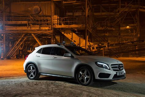 mercedes gla  cdi review auto express