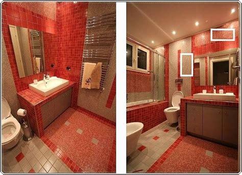 Rote Fliesen Bad by 31 Bathroom Floor Tiles Ideas And Pictures