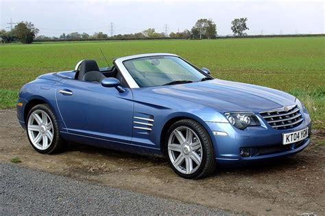 chrysler sports car convertible chrysler crossfire roadster from 2004 used prices parkers