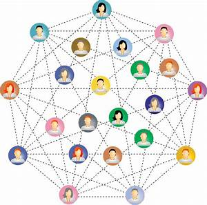 Network Clipart Business Networking  Network Business