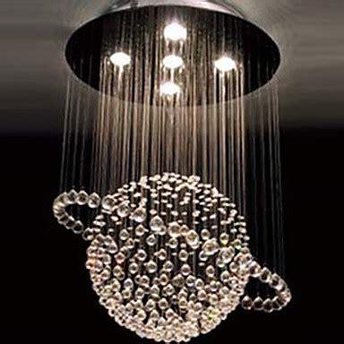 Modern Chandeliers Images by Modern 5 Light Chandelier In Tellurion Design