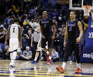 DePaul men's basketball defeats Marquette 57-56 • The DePaulia
