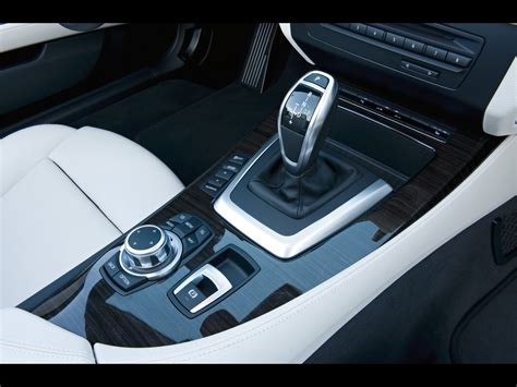 Center Console With Double Clutch