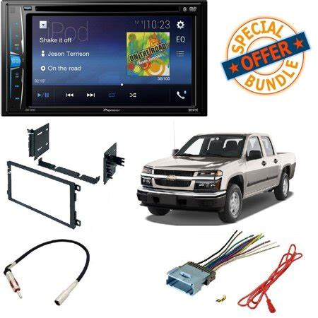 pioneer 2 din dvd mp3 cd player 6 2 quot touchscreen bluetooth car radio stereo cd player