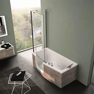 Fond De Baignoire : baignoire douche le meilleur des deux choix cuisines et bains ~ Melissatoandfro.com Idées de Décoration