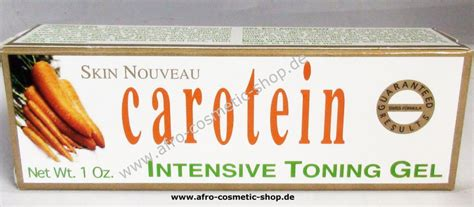 carotein gel   afro cosmetic shop