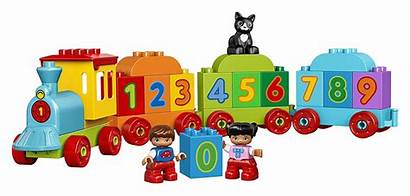 Train Lego Number Toys Building Numbers Duplo