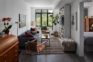 Narrow, Living, Room, Decorating, Ideas