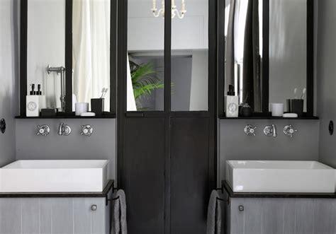 photo de salle de bain 15 salles de bains grises d 233 coration