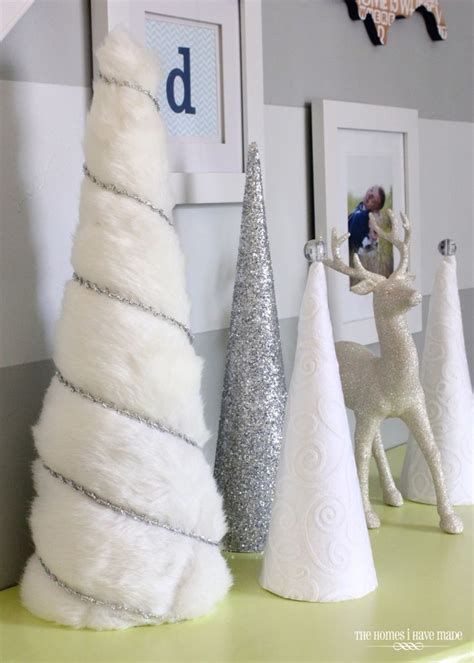 blue and silver cone christmas tree best 25 cone trees ideas on cone template poster board size and cone trees