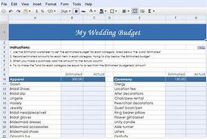 Fabulously ever after weddings events google docs for Google documents wedding planner