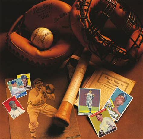 memory lane  vintage baseball card auction company