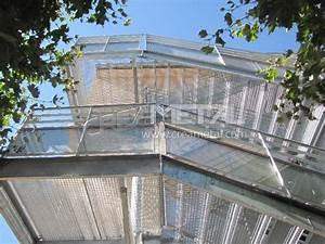 Escalier Exterieur Metal : escalier ext rieur creametal ~ Voncanada.com Idées de Décoration