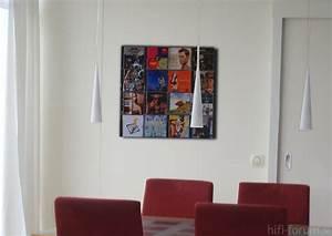 Cd Aufbewahrung Design : cd wanddisplay im esszimmer aufbewahrung cdregal ~ Sanjose-hotels-ca.com Haus und Dekorationen