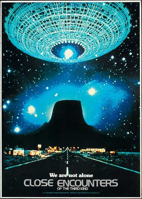 Close Encounters of the Third Kind writer / director