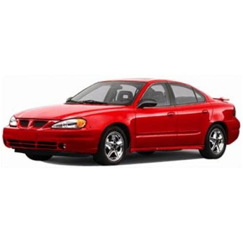 1999 Pontiac Grand Am Repair Manual by Pontiac Grand Am 1999 To 2005 Service Workshop Repair Manual