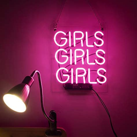 Led Lights For Room Words by Neon Signs Neon Signs Wall