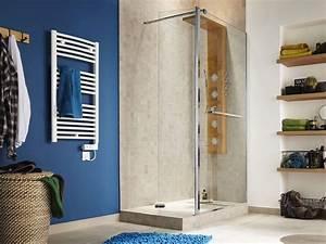 Comment Faire Une Douche Italienne : poser une douche italienne leroy merlin ~ Dailycaller-alerts.com Idées de Décoration