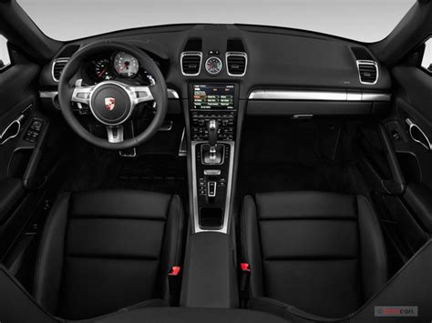 porsche boxster 2016 interior porsche boxster prices reviews and pictures u s news
