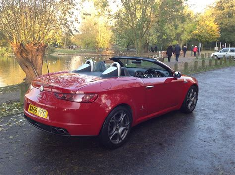 Used Alfa Romeo by Used 2009 Alfa Romeo Spider Jts For Sale In Suffolk