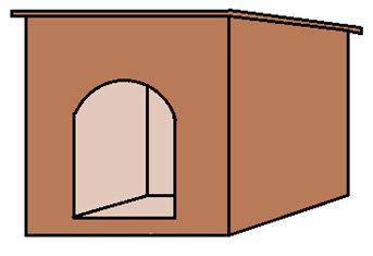 hundehütte selber bauen flachdach hundeh 252 tte bauanleitung zum selber bauen