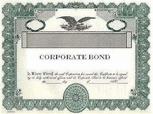 bond With bond certificate template