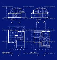 Pictures Home Building Blueprints by House Building Blueprints Modern House