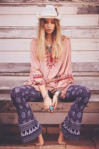 Boho Hippie Style Clothing For Women