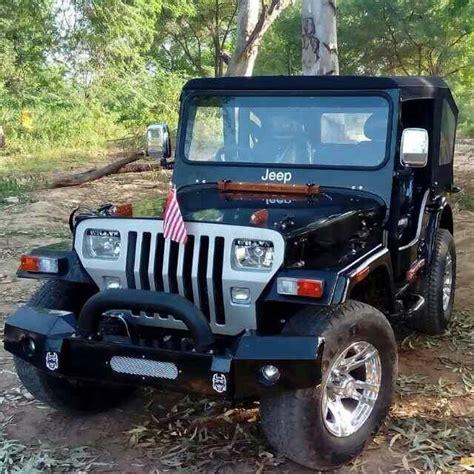 Modified Jeeps Maharashtra