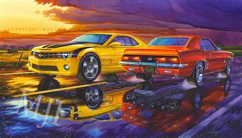 Car Art Wallpaper Wallpapersafari