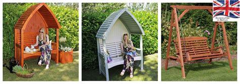 wooden outdoor garden furniture wooden arbours pergolas