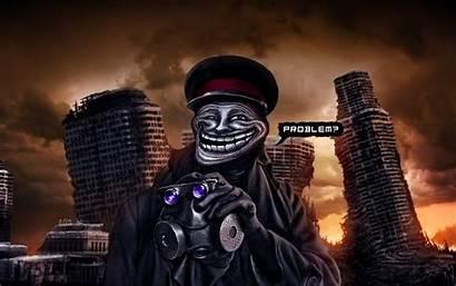 Meme Trollface Trolls Wallpoper Faces Wallpapersafari Code
