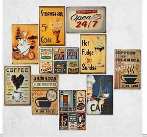 Deco Murale Vintage : d coration murale cuisine vintage ~ Melissatoandfro.com Idées de Décoration
