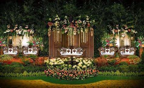 dekorasi perkawinan amagus flora dekorasi tradisional