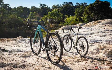 Norco 2018 Search XR review gravel bike: carbon against