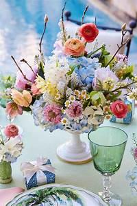 Spring, Flower, Arrangements