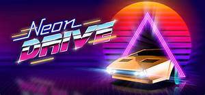 Neon Drive on Steam