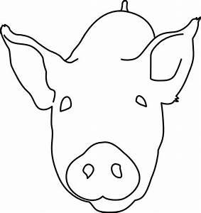 Free Pig Head Cliparts, Download Free Clip Art, Free Clip ...