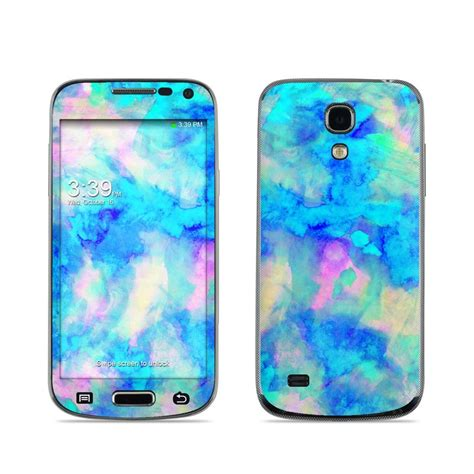 live wallpaper for samsung galaxy s4 mini samsung galaxy s4 mini skin electrify blue by