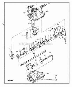 John Deere D130 Belt Diagram