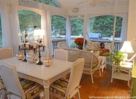 How To Decorate A Screened Porch by Best 25 Screened Porch Furniture Ideas On