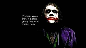 Joker Quote - Best Wallpapers