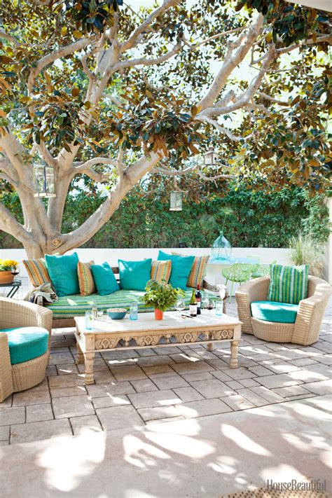 Decorating Ideas For Outdoor Patios by Easy Ideas For Patio D 233 Cor Blogbeen