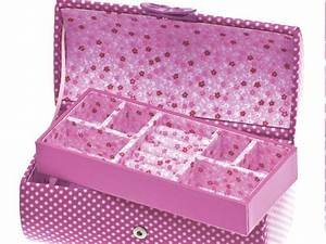 Boite à Bijoux Fille : boite a bijoux fille ado visuel 2 ~ Teatrodelosmanantiales.com Idées de Décoration