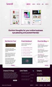 Free Complete Website Templates