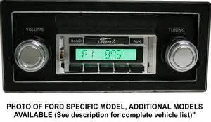 custom auto sound usa  amfm car stereo  rca