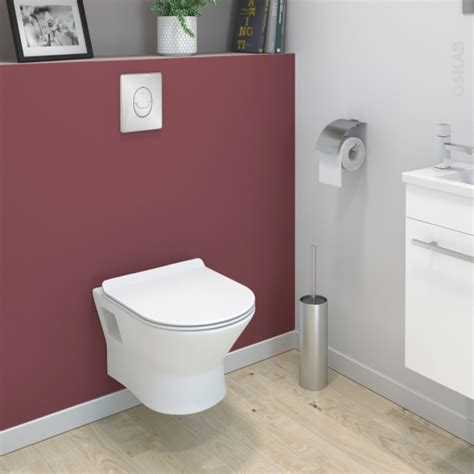pack wc suspendu b 226 ti universel rapid sl grohe cuvette idao sans plaque chrom 233 e oskab