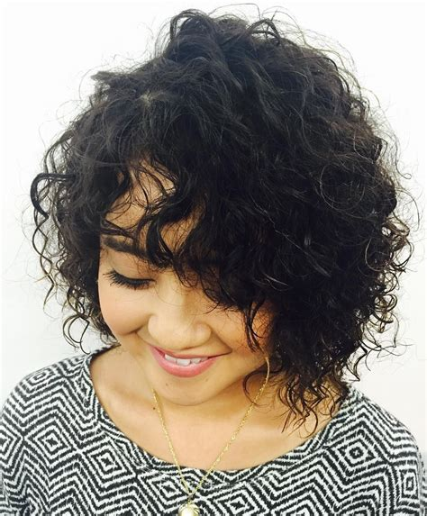 nice 30 Cool Spiral Perm Ideas: Creating a Strong Curly